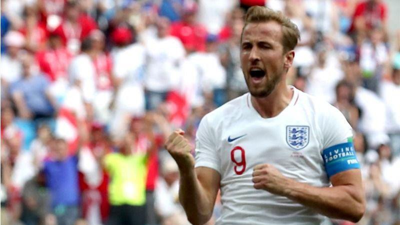 Harry Kane e Inglaterra golpean la mesa y Colombia resucita