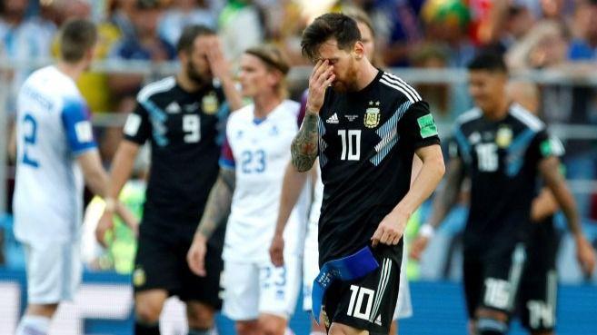 ¿Sublevación de los jugadores de Argentina ante Sampaoli?