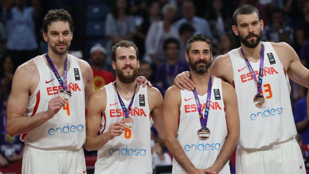 España y Scariolo se las tienen que volver a apañar sin jugadores NBA o de Euroliga