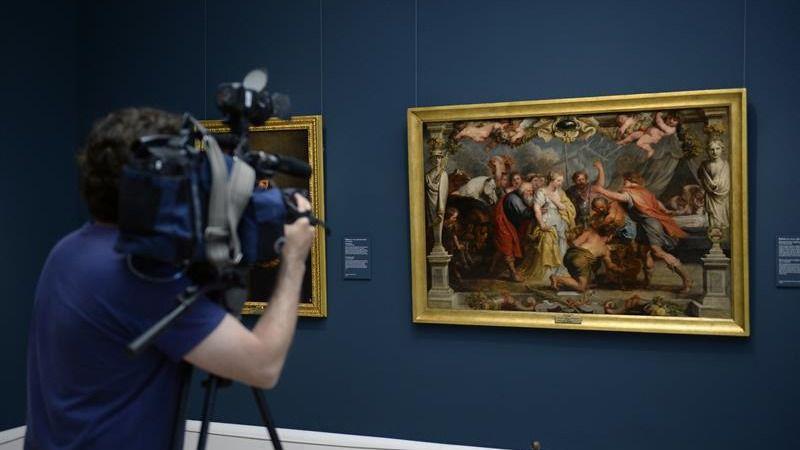 El Museo del Prado cambia de sala a Rubens y amplía un 10% su espacio expositivo