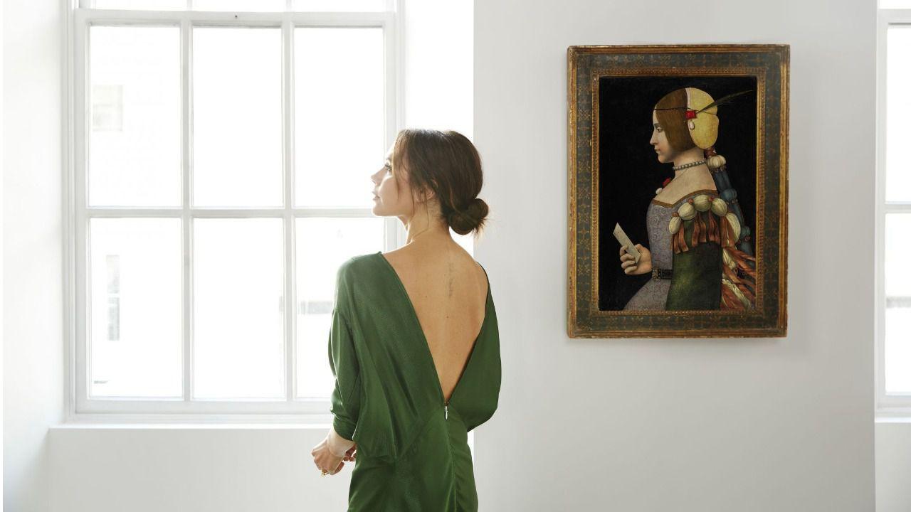 Victoria Beckham expone a Rubens en su tienda de Londres