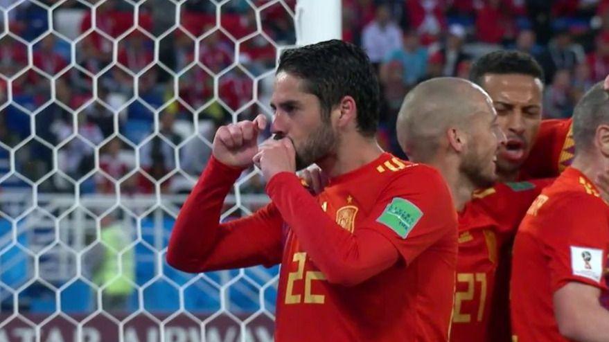 Nuevo récord televisivo del Mundial gracias al España-Marruecos