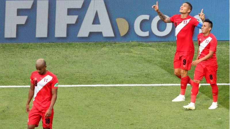 Carrillo y Guerrero despiden a Perú con un triunfo |0-2