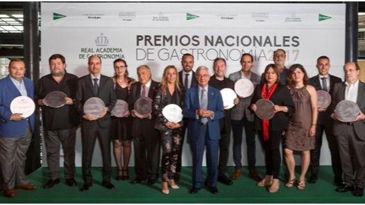 Se entregan los Premios Nacionales de Gastronomía 2017