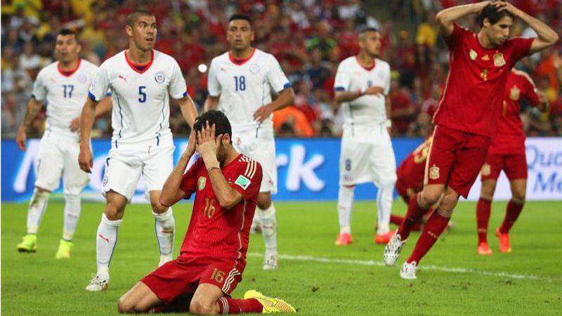 Alemania se suma a la maldición de las campeonas