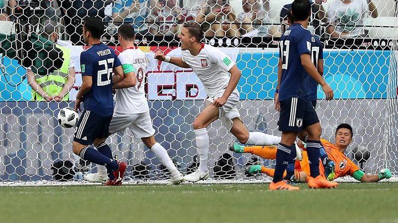 Japón pasa a octavos por un milagro colombiano | 0-1