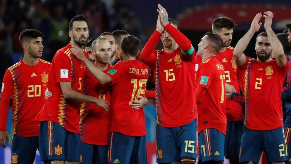 Así quedan los octavos: lo más duro para España, Croacia e Inglaterra
