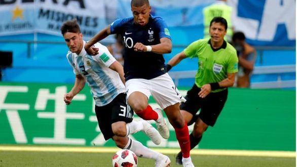 Un estelar Mbappé lidera a Francia para eliminar a Argentina |4-3