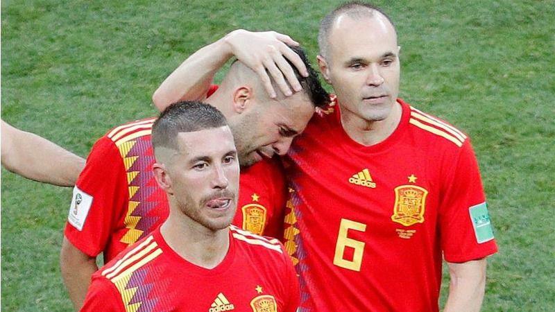 España, eliminada por Rusia en los penaltis