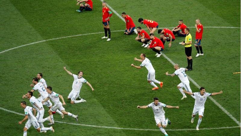 España se despide del Mundial