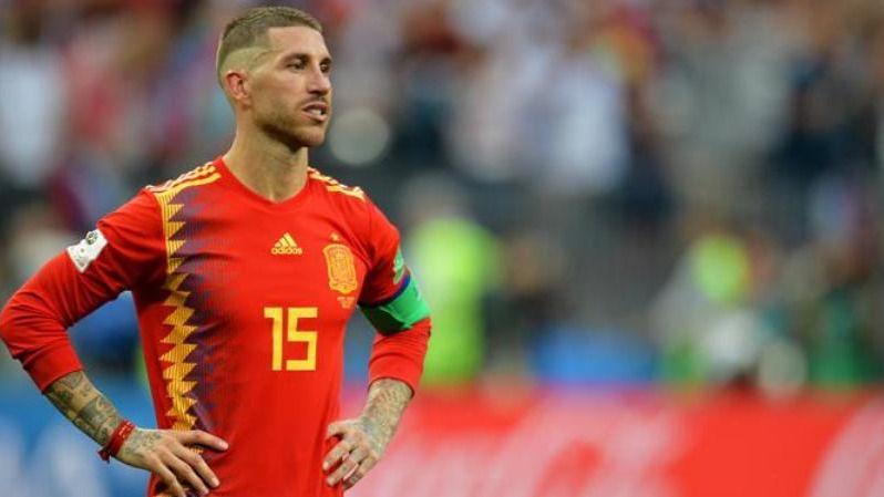 Sergio Ramos también acusa a la 'inestabilidad' por el despido de Lopetegui