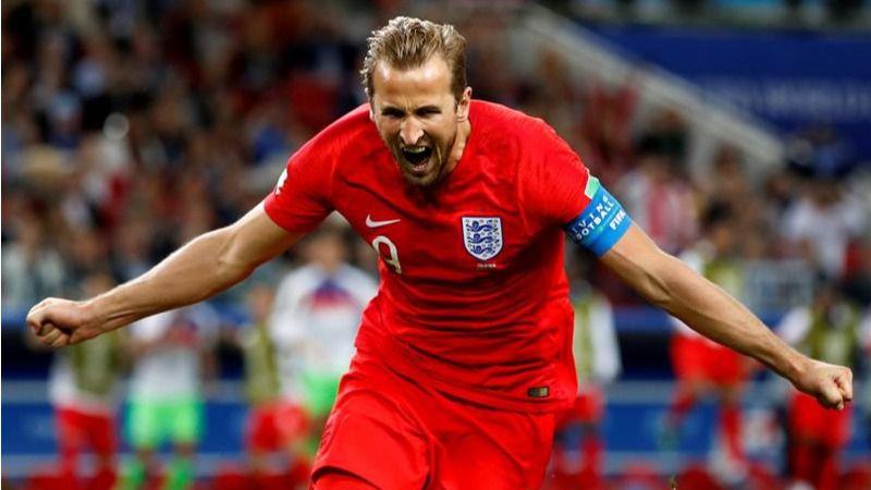 Kane gana la guerra con Colombia e Inglaterra llega a cuartos | 1-1