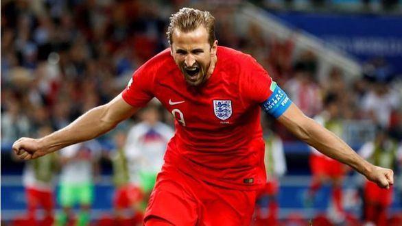 Kane gana la guerra con Colombia e Inglaterra llega a cuartos   1-1