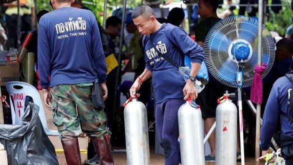 Muere un buzo en el rescate de los niños de Tailandia
