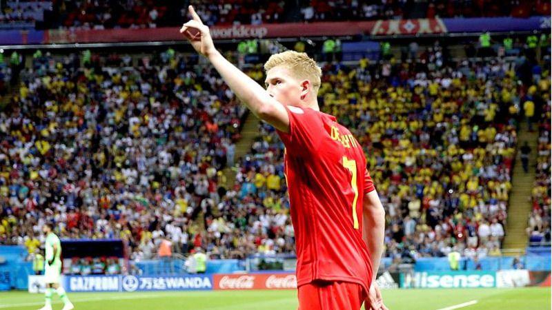 Una histórica Bélgica elimina a Brasil |1-2