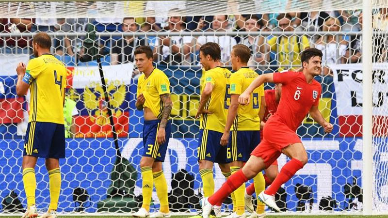 Inglaterra vuelve a una semifinal 28 años después |0-2