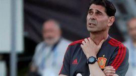 Fernando Hierro deja de ser el director deportivo y abandona la Federación