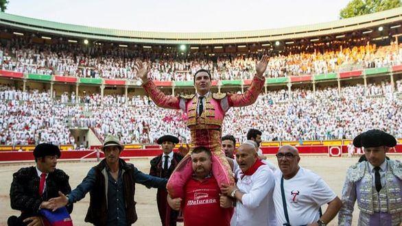 Octavio Chacón toca la gloria con una trabajada salida a hombros
