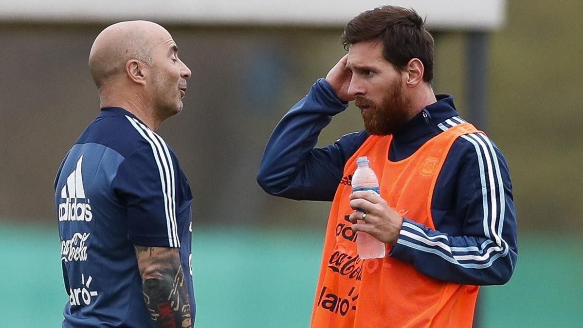 Sampaoli dirigirá a la Argentina Sub'20 para convencer a la AFA