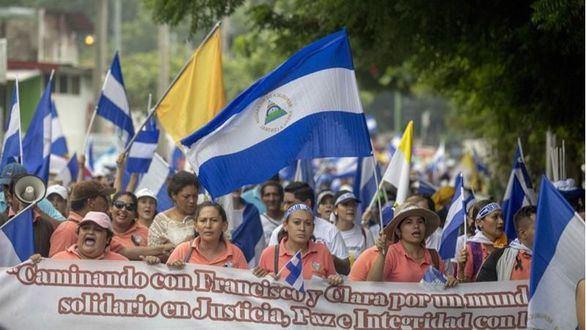 El Grupo Ávila repudia la brutal represión del régimen nicaragüense contra su pueblo