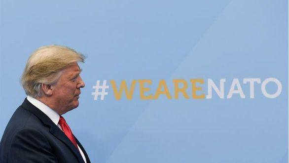 Donald Trump fuerza a Sánchez a aumentar el gasto militar al 2%