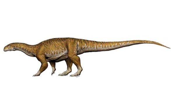 Los dinosaurios gigantes aparecieron casi 30 millones de años antes