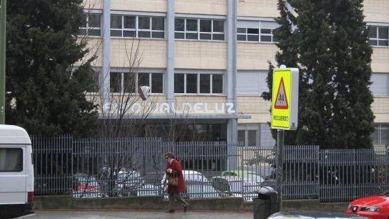 Fotografía de archivo del colegio Valdeluz de Madrid