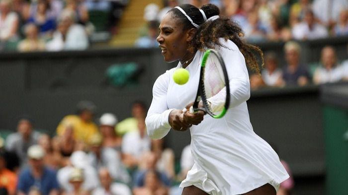 Wimbledon. La renacida Serena Williams y Kerber se jugarán el título