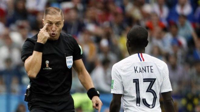 El argentino Nelson Pitana arbitrará la final del Mundial