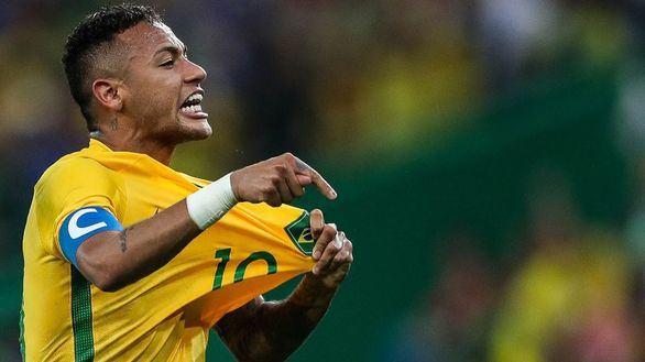 Van Basten ataca a Neymar: