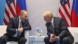 El avance de las pesquisas sobre la trama rusa enmarcan la visita de Trump a Putin