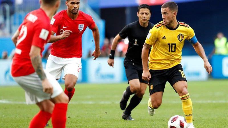 Bélgica no consuela a Inglaterra y se lleva el bronce del Mundial | 2-0