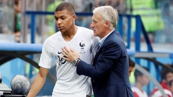Francia. Deschamps pide