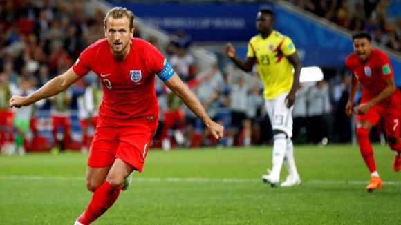 Harry Kane, Bota de Oro del Mundial ruso con seis goles
