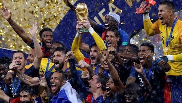 Francia conquista el Mundial ruso ante una Croacia valiente | 4-2