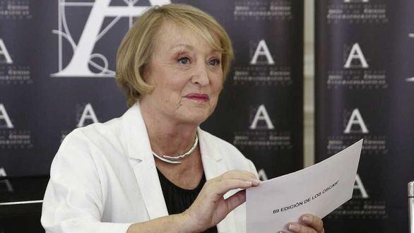Muere Ivonne Blake, presidenta de honor de la Academia de Cine