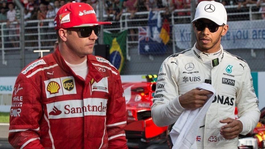 Mercedes apuesta por Hamilton hasta 2020 y Vettel trata de secudir a Ferrari