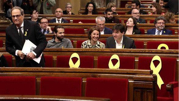 CIS catalán: ERC ganaría las elecciones en detrimento de Cs
