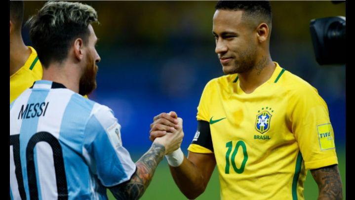 Neymar da un portazo al Real Madrid y se filtra una tensa charla entre Messi y Sampaoli