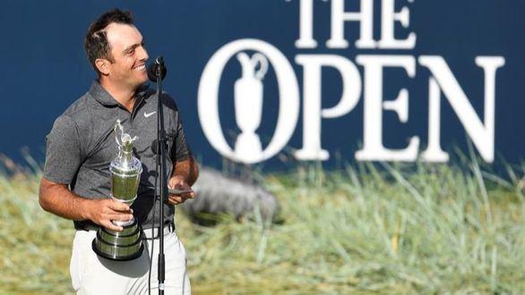 British Open. Molinari gana a Tiger Wood y escribe una página histórica para Italia