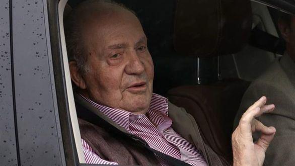 El Rey Juan Carlos no podrá participar en la Copa de Vela por motivos físicos