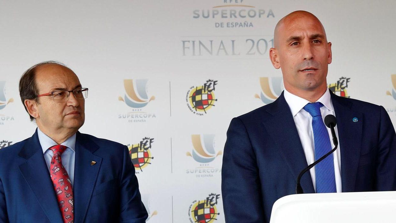 Sonrojo para la RFEF: a dos semanas de la Supercopa el estadio de Tánger está sin luz