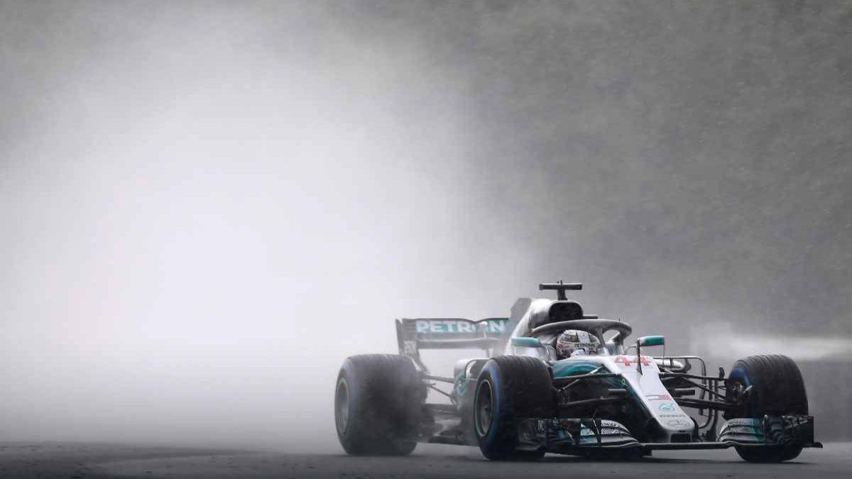 Hamilton gana por quinta vez en Hungría y es más líder
