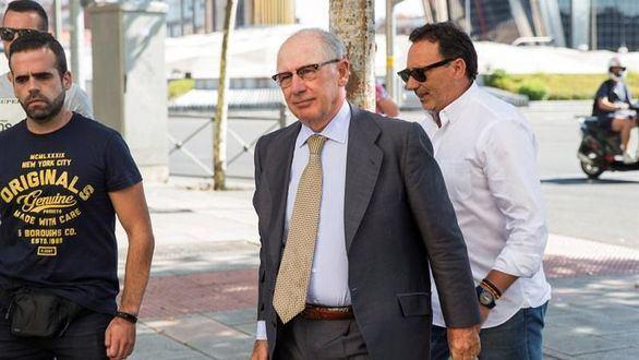 Rodrigo Rato declara por presunto blanqueo de capitales