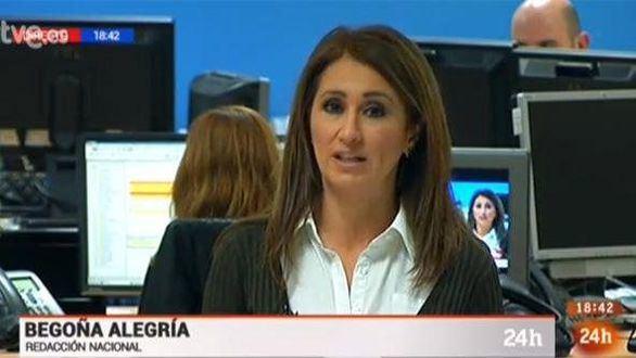 Begoña Alegría, nueva directora de Informativos de TVE