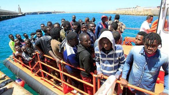 El número de inmigrantes que llega a España por mar supera ya el de todo 2017