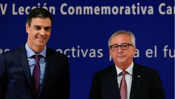 Juncker autoriza el desbloqueo de 55 millones para migración