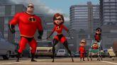 Los Increíbles 2: la familia y salvar el mundo, cosa de superhéroes