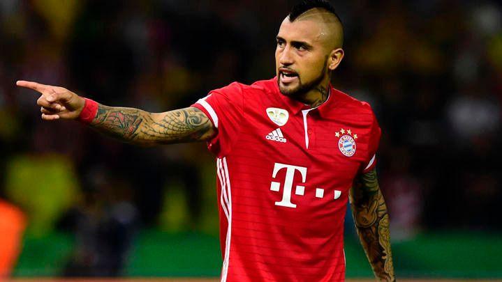 Oficial  El FC Barcelona ficha al chileno Arturo Vidal del Bayern de Múnich 013b0eba694