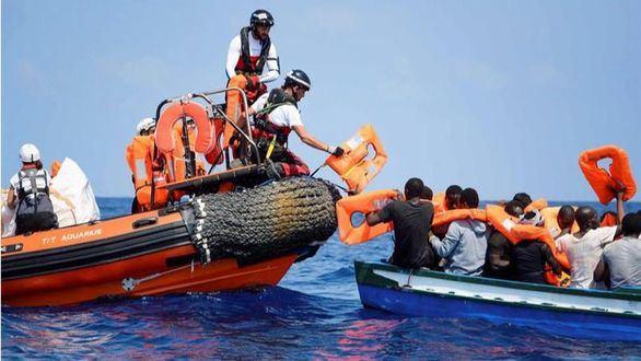 Acuerdo internacional por el Aquarius: España acogerá a 60 inmigrantes